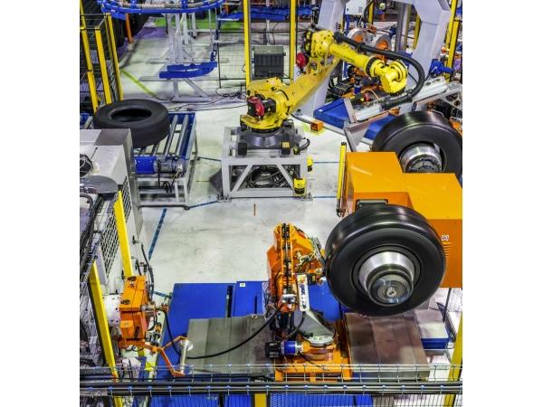 Marangoni Industrial Tyres шины для погрузчиков