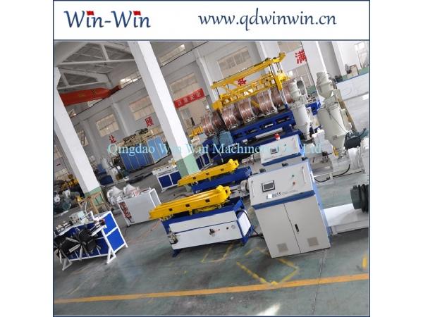 оборудование для полиэтиленовых труб/Станок для PVC труб