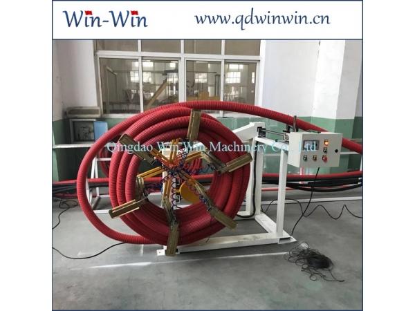 Высокоскоростная Экструзионная Линия для производства двухслойных труб