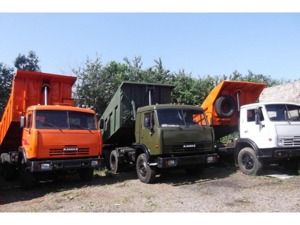 Вывоз строительного мусора Камаз в Нижнем Новгороде