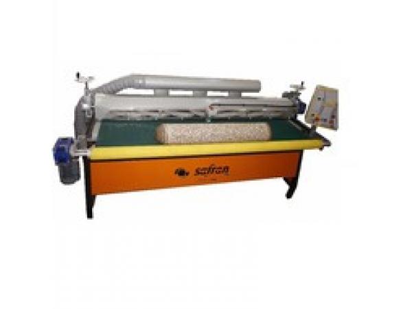 Машины для подметания и упаковки ковров