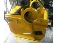 Станина дробилки смд109 корпус щековой дробилки продажа цена завода