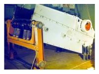 ГИТ-42А грохот инерционный тяжелого типа