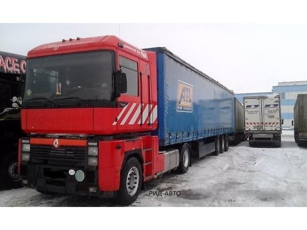 Услуги транспортной компании по РФ.