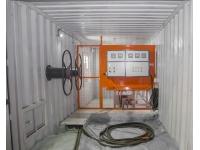 Мобильная станция реостатных испытаний тепловозов ТЭМ2, ТЭМ18