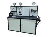 Стенд для проведения испытаний электропневматических аппаратов