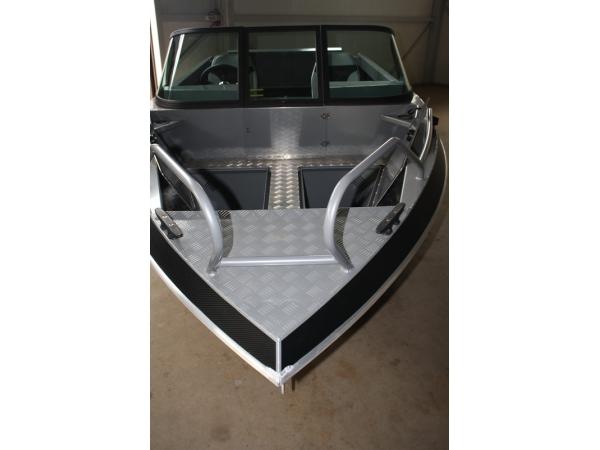 Купить лодку (катер) Волжанка-49 Fish