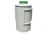Тополь 12 ПР - канализация с принудительным отводом для коттеджа