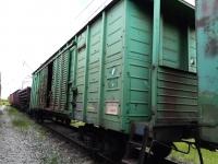 Крытые вагоны 11-270, 11-276