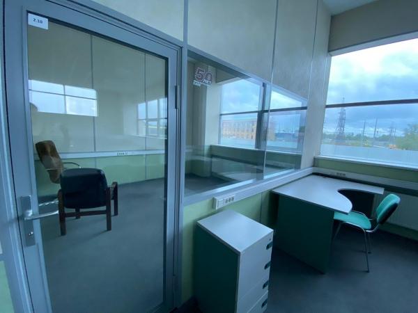 Аренда офисного помещения 84м, в Химках от собственника