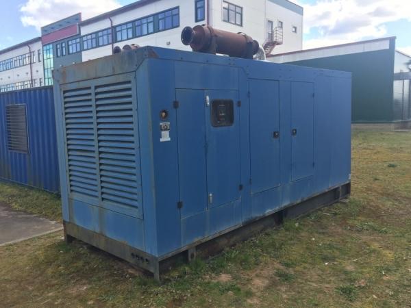 Новая дизельная электростанция (дгу) 688 ква