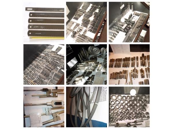 Инструмент производственный - складские остатки более 20 тн