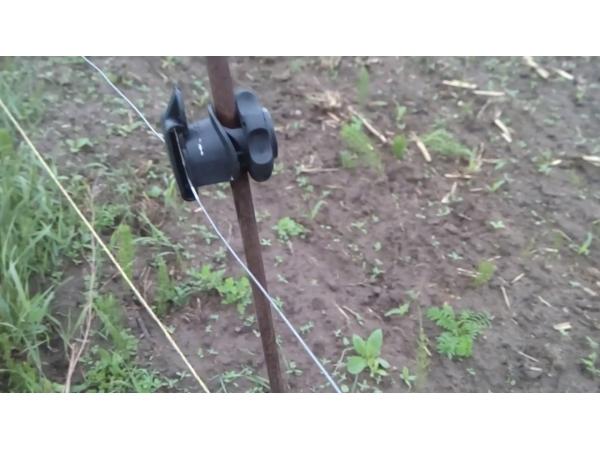 Проволока оцинкованная 1.2мм для электропастуха  от 1 метра