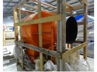 Двухблочная промышленная комбинированная горелка Energy, IBSR 13 MG.