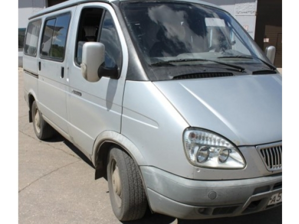ПИ006042 Автомобиль Баргузин