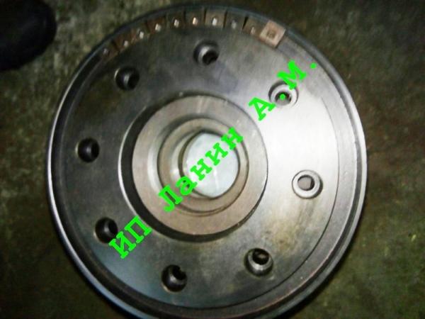 Фланец шлифовального круга в сборе 3Л722В 525.000сб