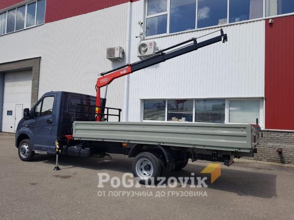 КМУ FASSI M30.13 на базе Газель Некст
