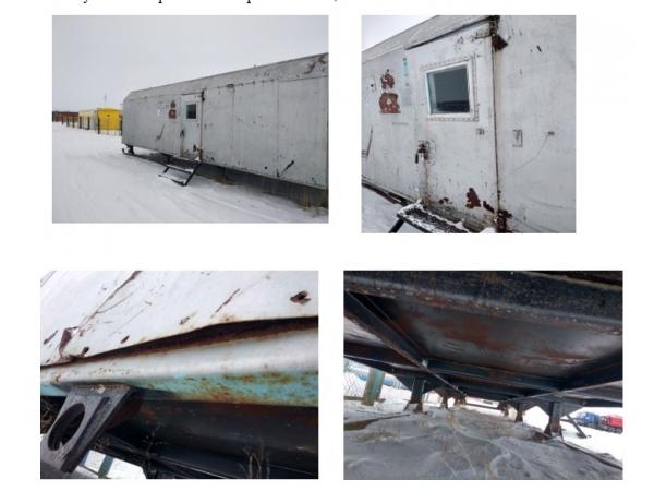 ПИ006070 Здание мобильное Кедр-4