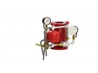 Узел управления спринклерный водозаполненный Прямоточный, DN 65-150