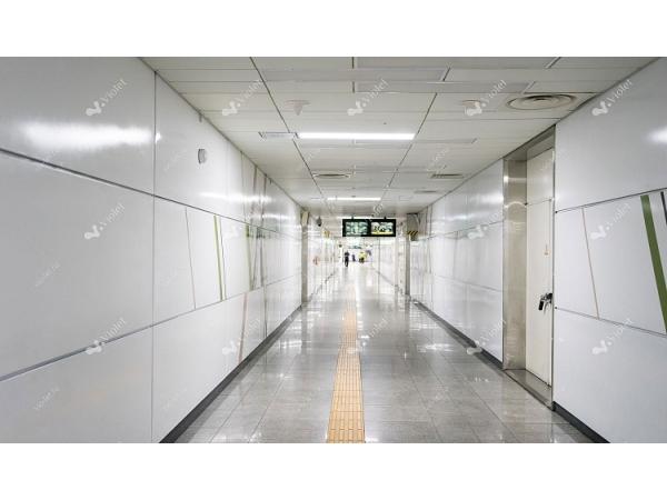 Стеновые панели ГКЛО акрил с антибактериальным покрытием