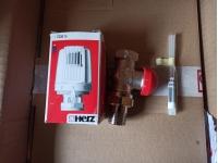 Клапан и головка термостатические отопления HERZ-TS-90-V DG, Австрия