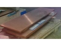 Медные слитки Copper ingots