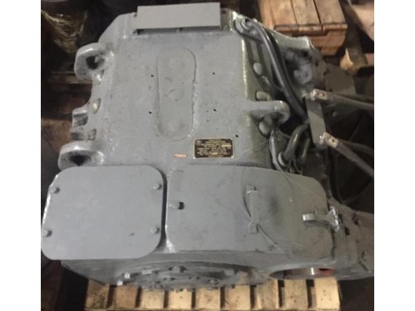 Тяговый электродвигатель ЭД-118А, ЭД-118Б, НБ-418