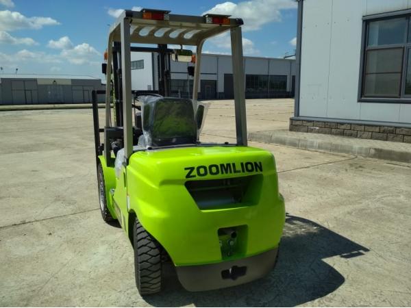 Автопогрузчик вилочный Zoomlion