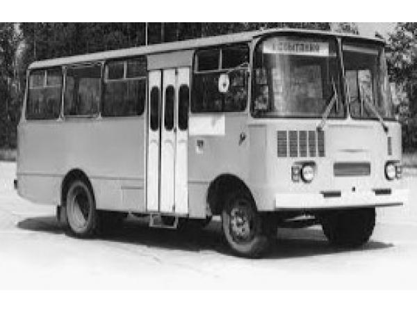 ПИ006207 Автобус Таджикистан-3205