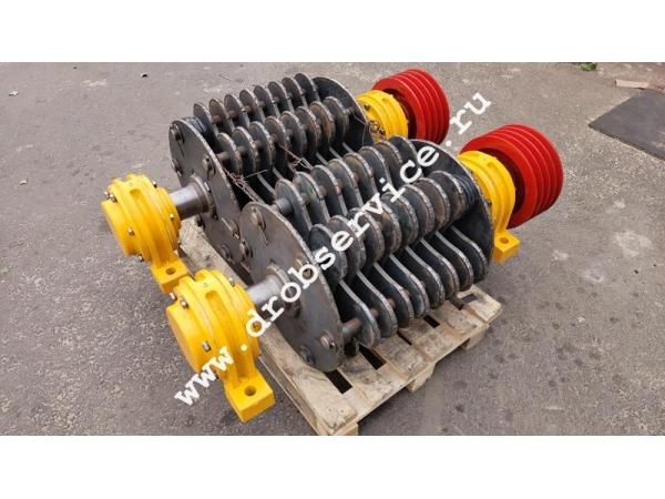 Изготовление роторов молотковой дробилки СМД-114, СМД-500