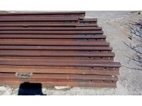 Рельсы Р43 демонтаж без износа 12,5 м по 52000 руб