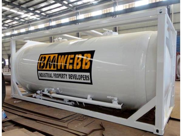 26 000$ Контейнер-цистерна тип Т6 21куб.м.  для сыпучих веществ