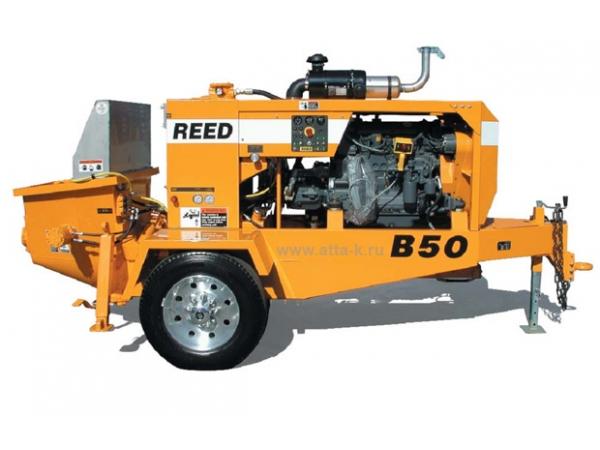 Бетононасос  REED (США) B50 38 куб.м/час