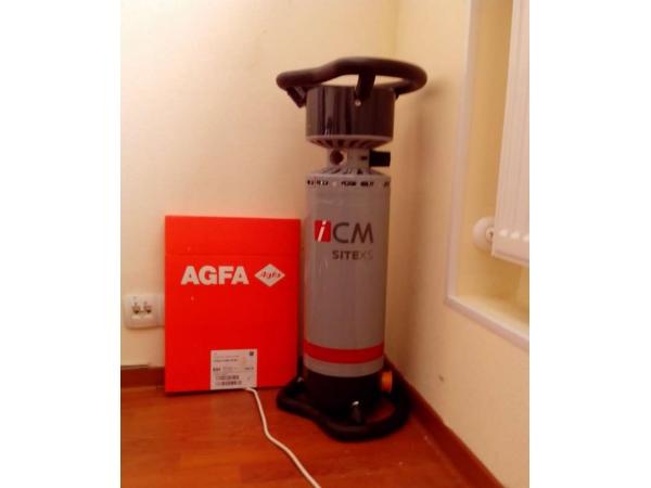 Куплю продам промышленную рентгеновскую пленку Agfa Structurix. Carest