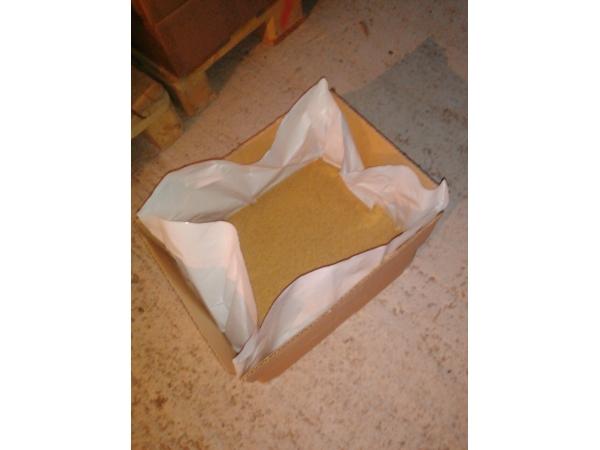 Песок стандартный монофракционный ГОСТ 6139-2003
