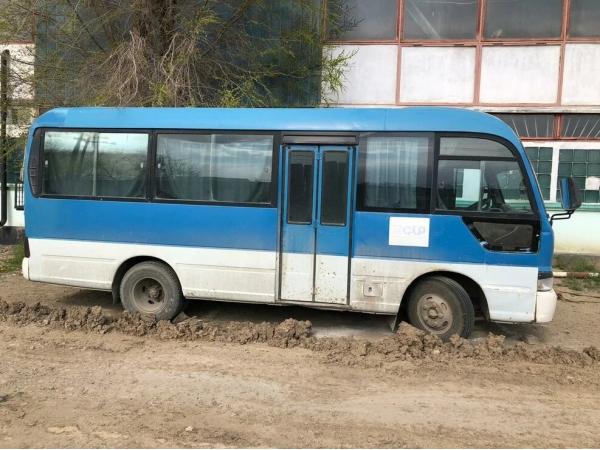 Hyundai County, 2004 г.