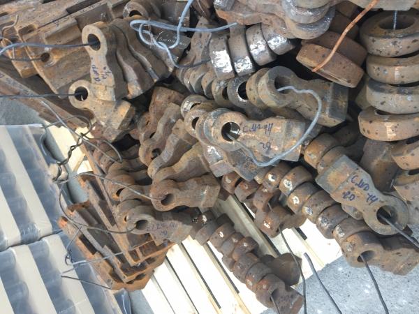 Решетка, молоток дробилки смд-114
