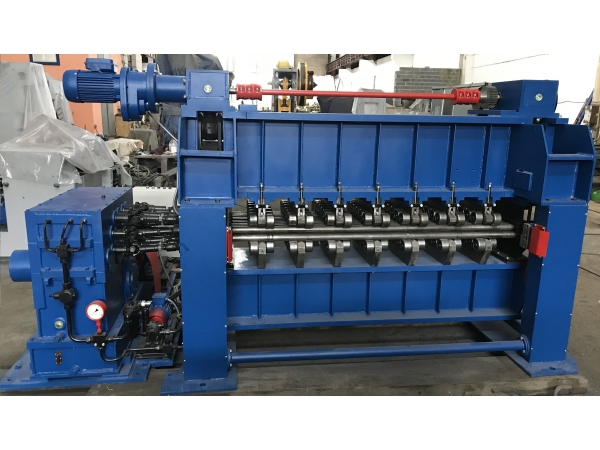 Листоправильная машина UBR 2х1600