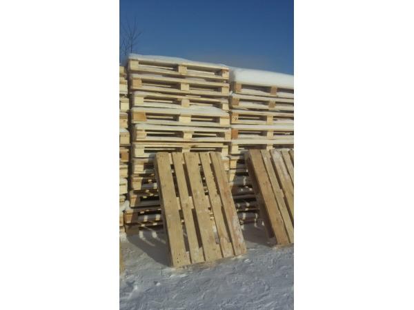 Поддоны деревянные 1200*800