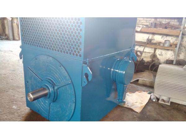 Продам  электродвигатель  ДАЗО4-450Х-10У1.
