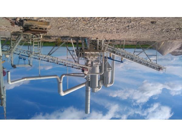 Комплекс оборудования для производства Доломитовой муки ГОСТ 14050-93