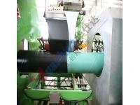 Оборудование для нанесения наружной ВУС изоляции на стальные трубы