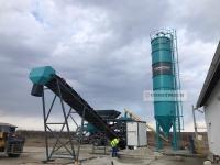 Constmach 50 тонн Цементные силосы