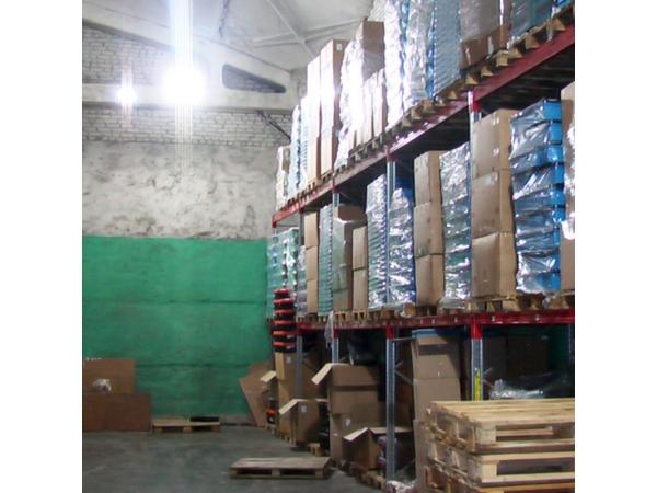 Комплекс складских помещений на Домостроительной улице