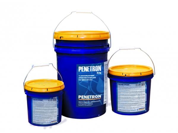 Пенетрон - смесь сухая гидроизоляционная проникающая капиллярная