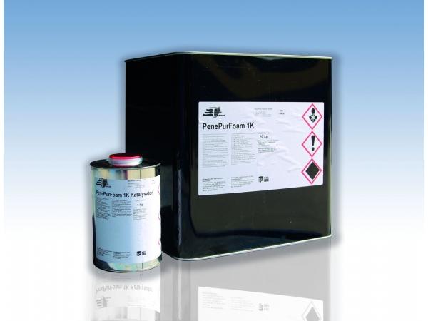 ПенеПурФом 1К - однокомпонентная гидроактивная инъекционная смола