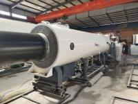 Поставляем оборудование для производства труб-оболочки из полиэтилена