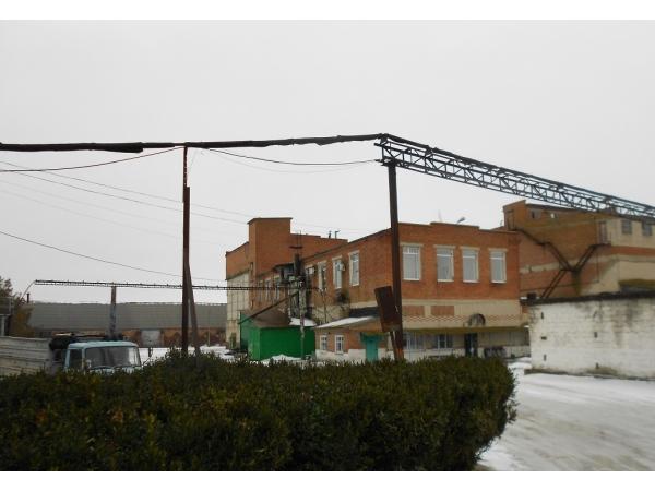 Действующий комбикормовый завод