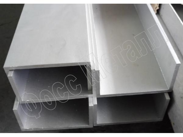 Двутавр нержавеющий  сварка лазером  AISI 304  200х100х5.6х8.5