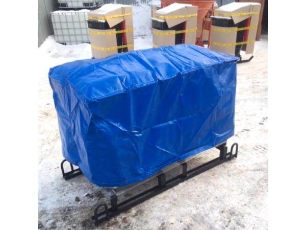Тент-чехол для парогенераторных станций серии СПК